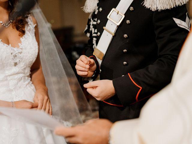 Il matrimonio di Pietro e Alice a Cantello, Varese 28