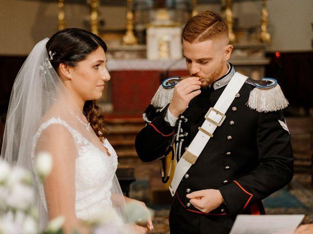 Il matrimonio di Pietro e Alice a Cantello, Varese 29