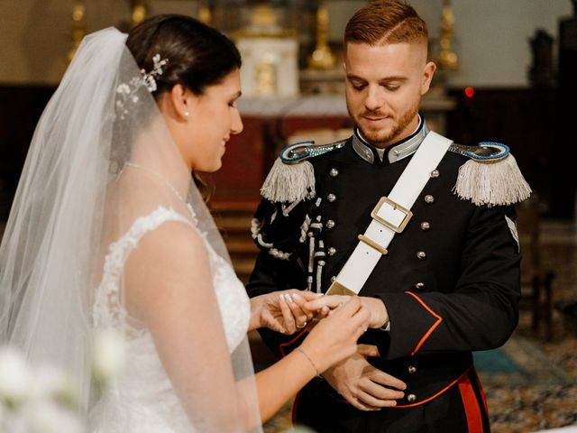 Il matrimonio di Pietro e Alice a Cantello, Varese 31
