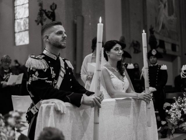 Il matrimonio di Pietro e Alice a Cantello, Varese 32