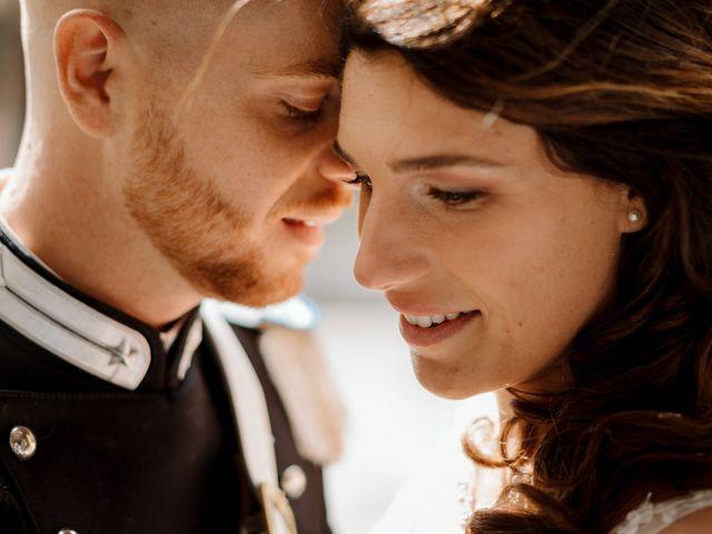 Il matrimonio di Pietro e Alice a Cantello, Varese 1
