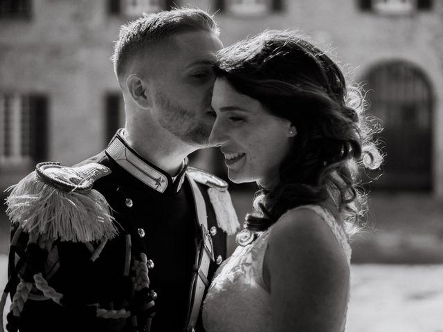 Il matrimonio di Pietro e Alice a Cantello, Varese 36