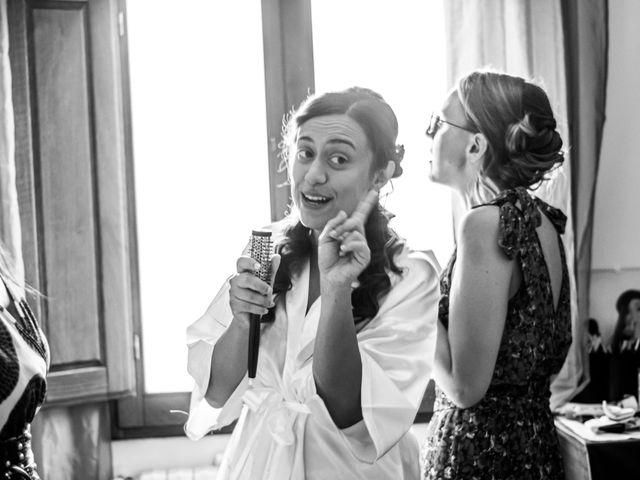Il matrimonio di Sara e Riccardo a Reggello, Firenze 7