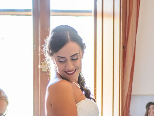 Il matrimonio di Sara e Riccardo a Reggello, Firenze 17