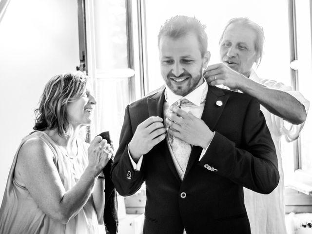 Il matrimonio di Sara e Riccardo a Reggello, Firenze 32