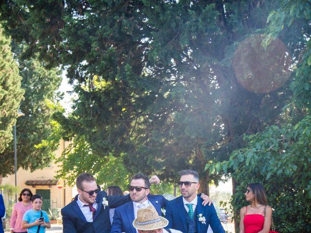 Il matrimonio di Sara e Riccardo a Reggello, Firenze 37