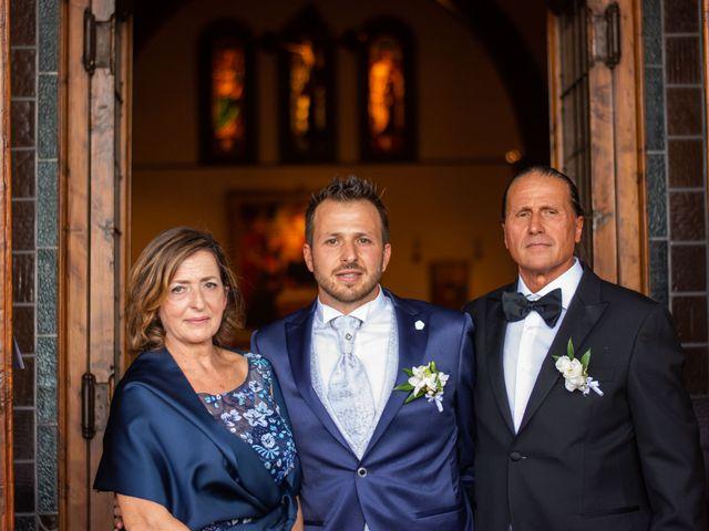 Il matrimonio di Sara e Riccardo a Reggello, Firenze 52