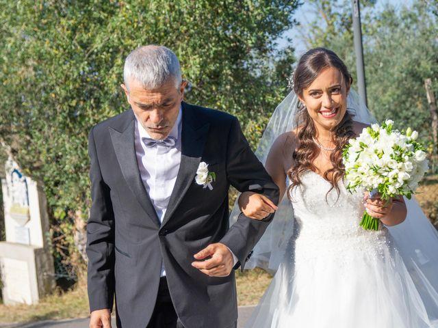 Il matrimonio di Sara e Riccardo a Reggello, Firenze 60
