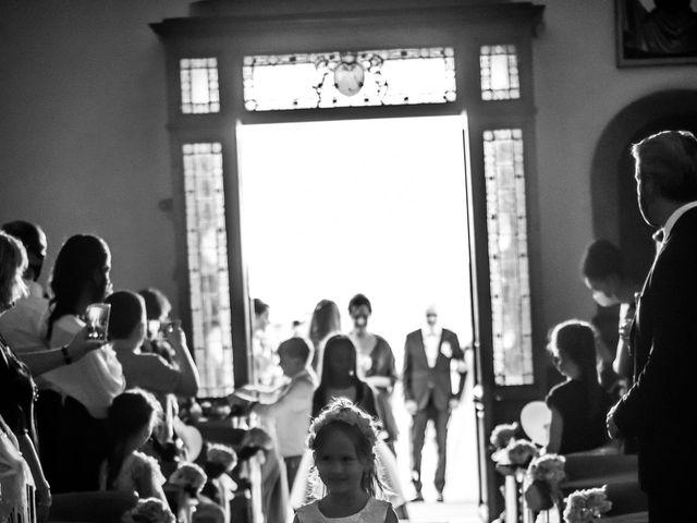 Il matrimonio di Sara e Riccardo a Reggello, Firenze 61