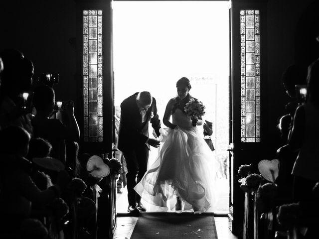 Il matrimonio di Sara e Riccardo a Reggello, Firenze 62
