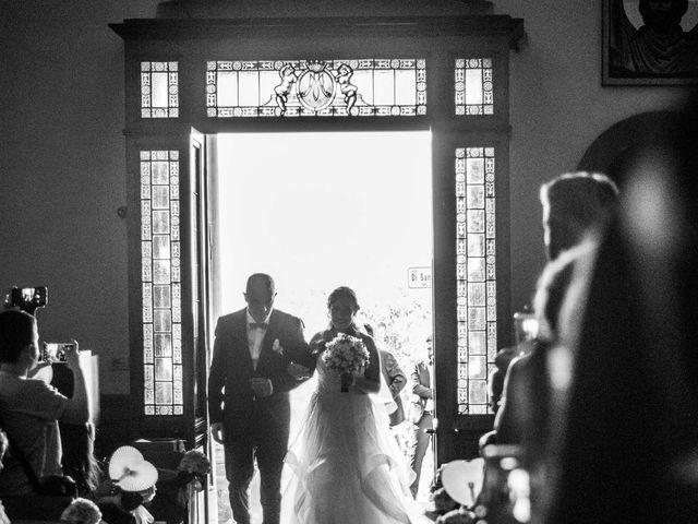 Il matrimonio di Sara e Riccardo a Reggello, Firenze 63