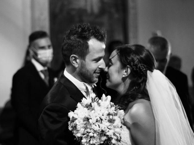 Il matrimonio di Sara e Riccardo a Reggello, Firenze 64