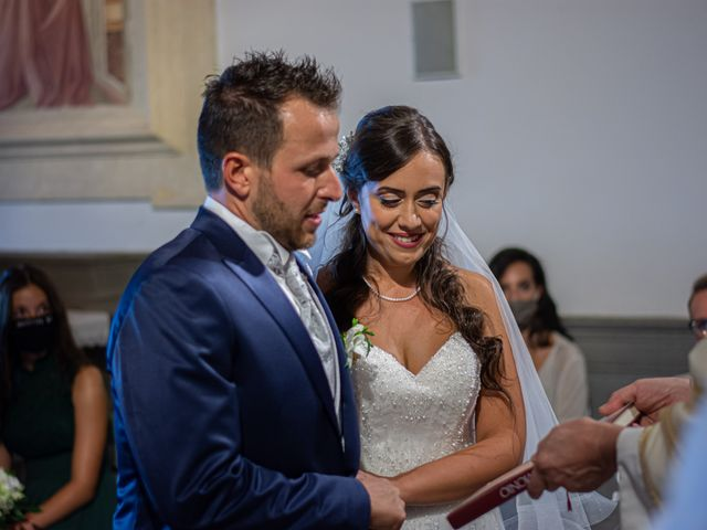 Il matrimonio di Sara e Riccardo a Reggello, Firenze 65
