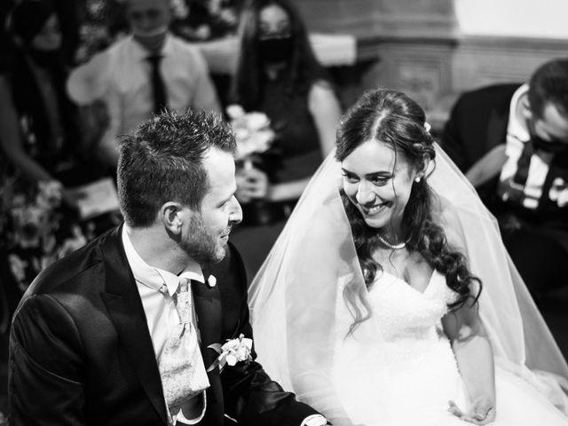 Il matrimonio di Sara e Riccardo a Reggello, Firenze 74