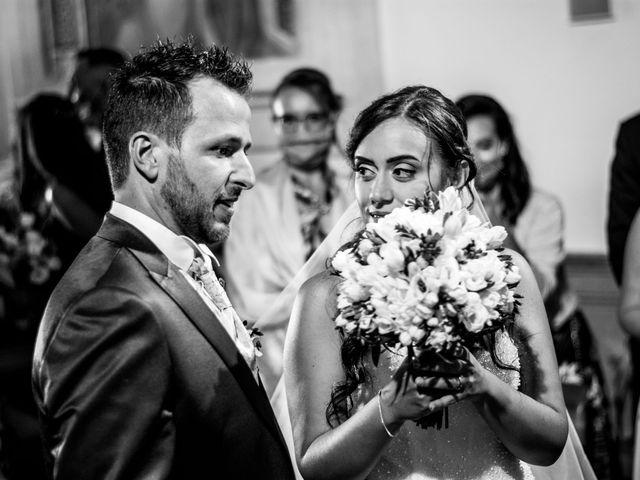 Il matrimonio di Sara e Riccardo a Reggello, Firenze 78