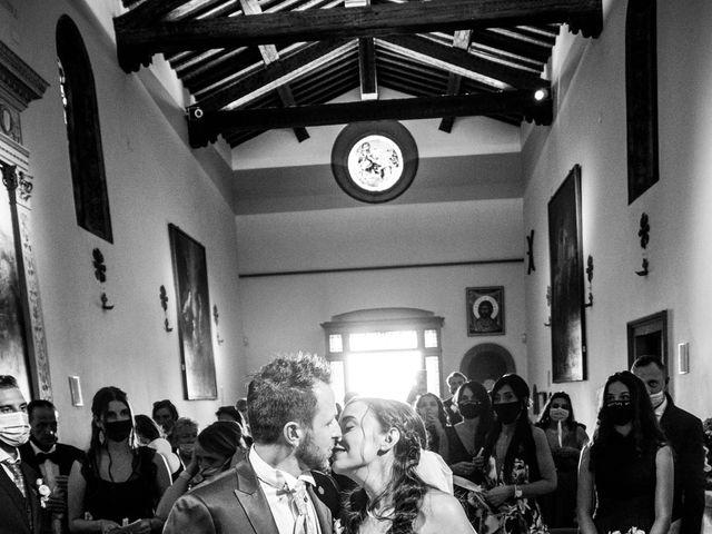 Il matrimonio di Sara e Riccardo a Reggello, Firenze 80