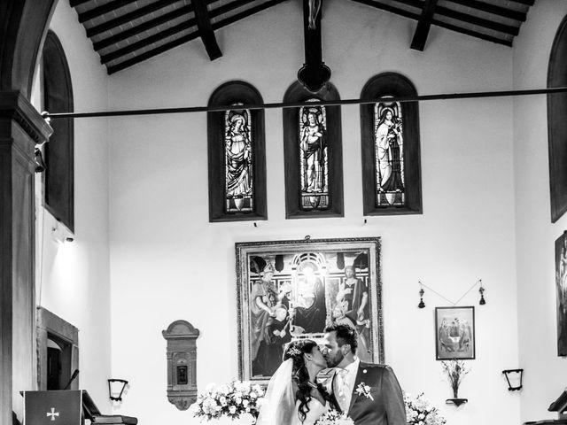 Il matrimonio di Sara e Riccardo a Reggello, Firenze 82