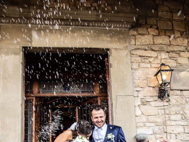 Il matrimonio di Sara e Riccardo a Reggello, Firenze 83