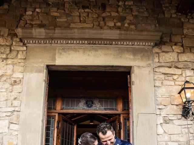 Il matrimonio di Sara e Riccardo a Reggello, Firenze 84