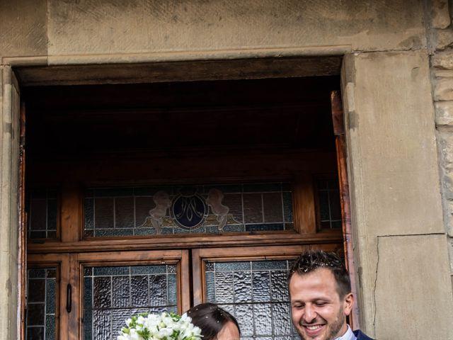 Il matrimonio di Sara e Riccardo a Reggello, Firenze 85