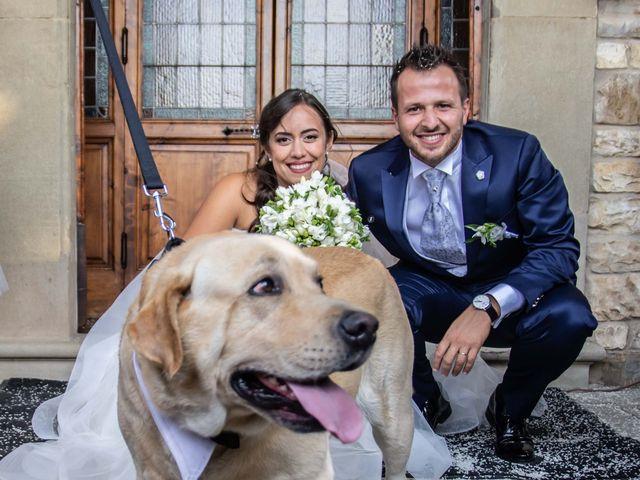 Il matrimonio di Sara e Riccardo a Reggello, Firenze 87