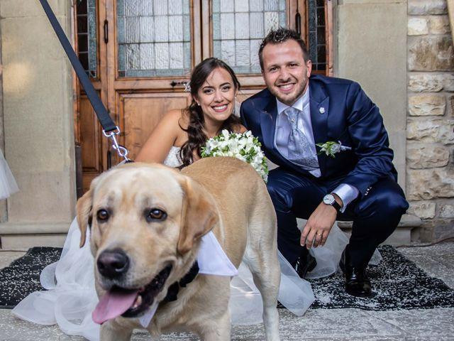 Il matrimonio di Sara e Riccardo a Reggello, Firenze 88