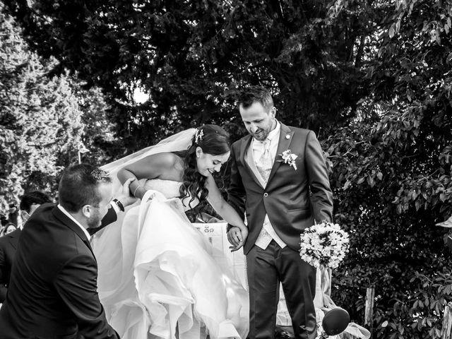Il matrimonio di Sara e Riccardo a Reggello, Firenze 91
