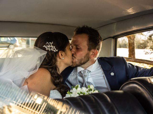 Il matrimonio di Sara e Riccardo a Reggello, Firenze 99