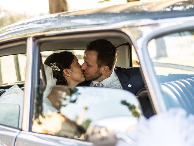 Il matrimonio di Sara e Riccardo a Reggello, Firenze 102