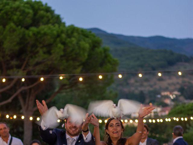 Il matrimonio di Sara e Riccardo a Reggello, Firenze 104