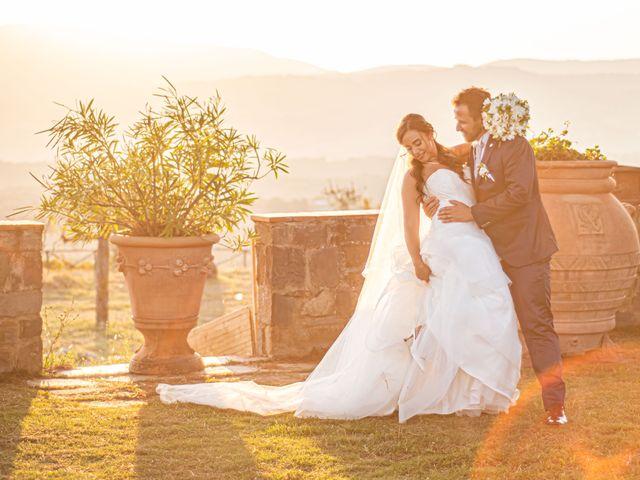 Il matrimonio di Sara e Riccardo a Reggello, Firenze 106
