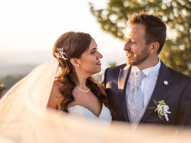 Il matrimonio di Sara e Riccardo a Reggello, Firenze 107
