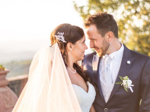 Il matrimonio di Sara e Riccardo a Reggello, Firenze 108