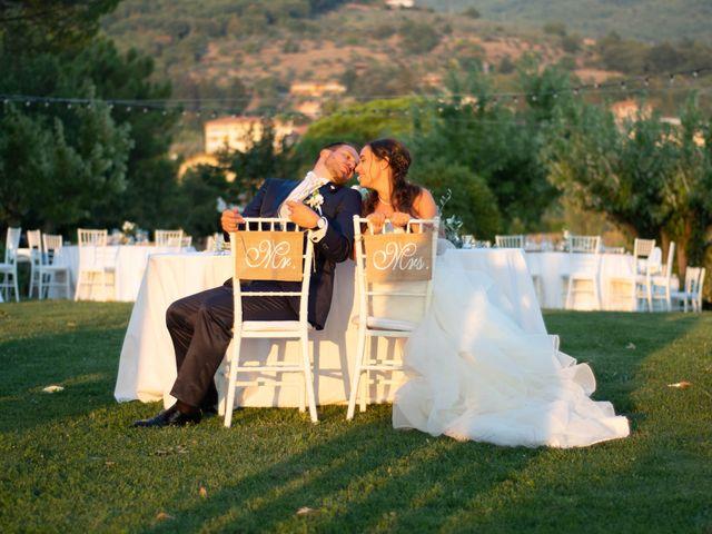 Il matrimonio di Sara e Riccardo a Reggello, Firenze 109