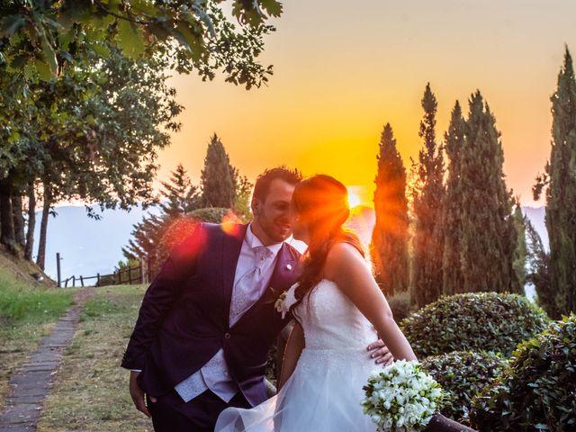 Il matrimonio di Sara e Riccardo a Reggello, Firenze 115