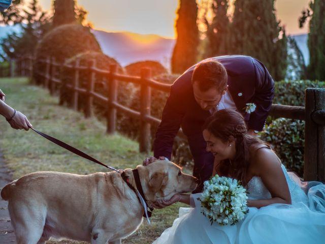 Il matrimonio di Sara e Riccardo a Reggello, Firenze 116