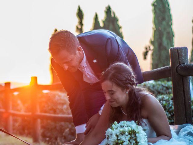 Il matrimonio di Sara e Riccardo a Reggello, Firenze 117