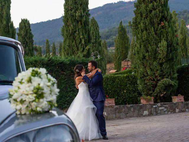 Il matrimonio di Sara e Riccardo a Reggello, Firenze 118