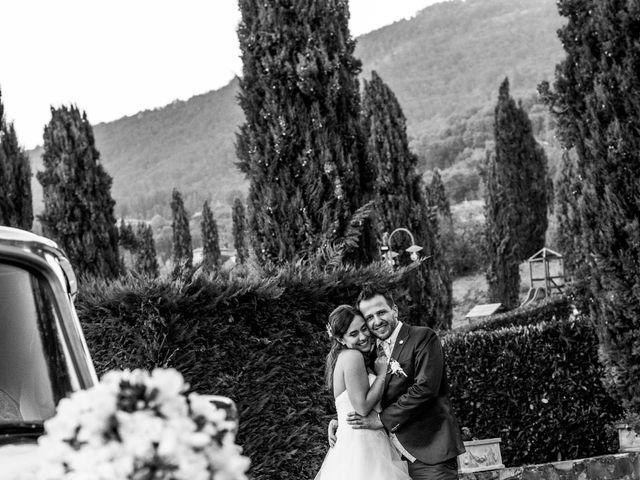 Il matrimonio di Sara e Riccardo a Reggello, Firenze 119