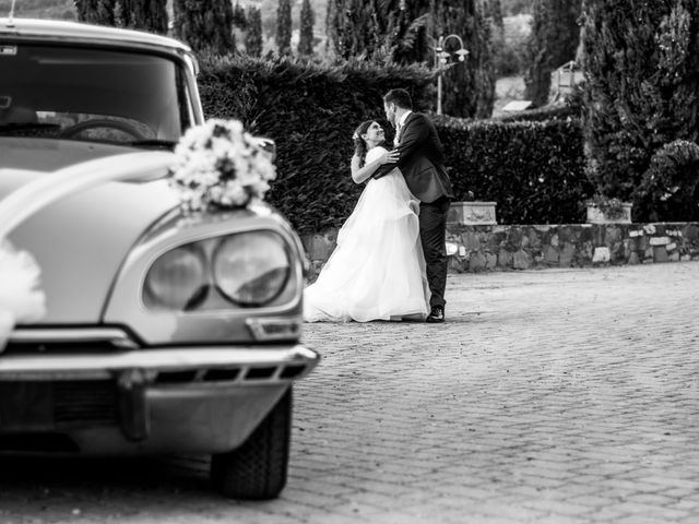 Il matrimonio di Sara e Riccardo a Reggello, Firenze 120