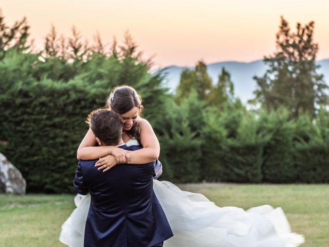 Il matrimonio di Sara e Riccardo a Reggello, Firenze 122