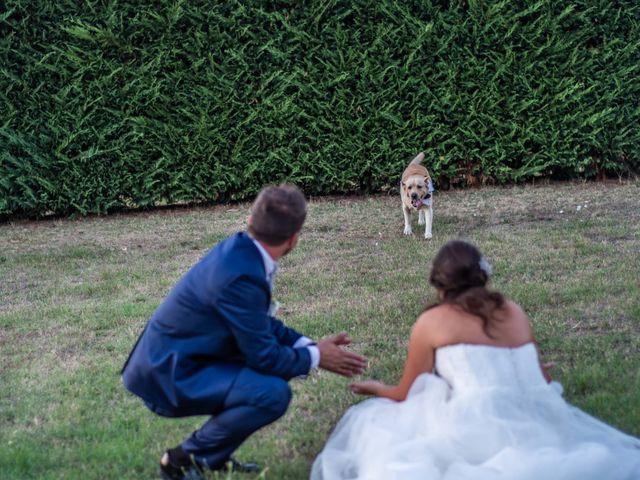 Il matrimonio di Sara e Riccardo a Reggello, Firenze 123