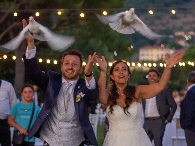 Il matrimonio di Sara e Riccardo a Reggello, Firenze 127