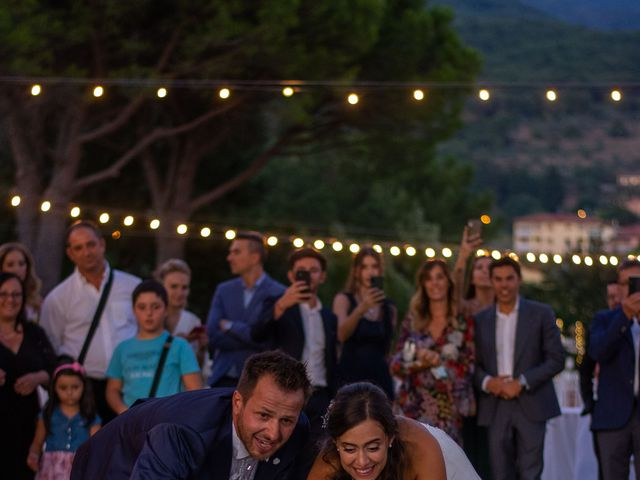 Il matrimonio di Sara e Riccardo a Reggello, Firenze 128