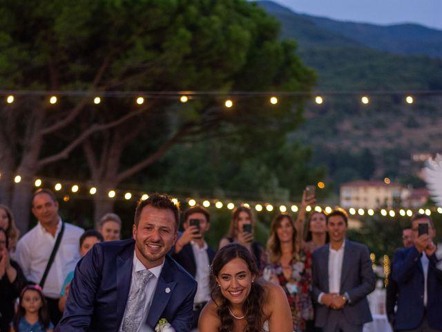 Il matrimonio di Sara e Riccardo a Reggello, Firenze 129