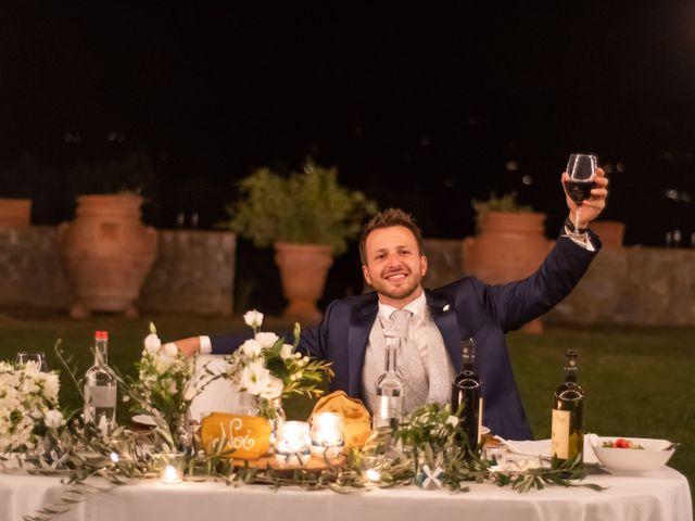 Il matrimonio di Sara e Riccardo a Reggello, Firenze 143