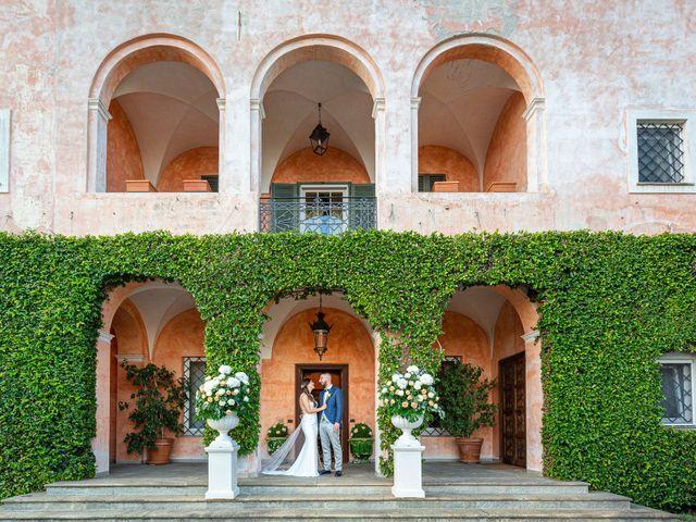Le nozze di Maria Cristina e Cristian