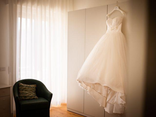 Il matrimonio di Filippo e Chiara a Saludecio, Rimini 2