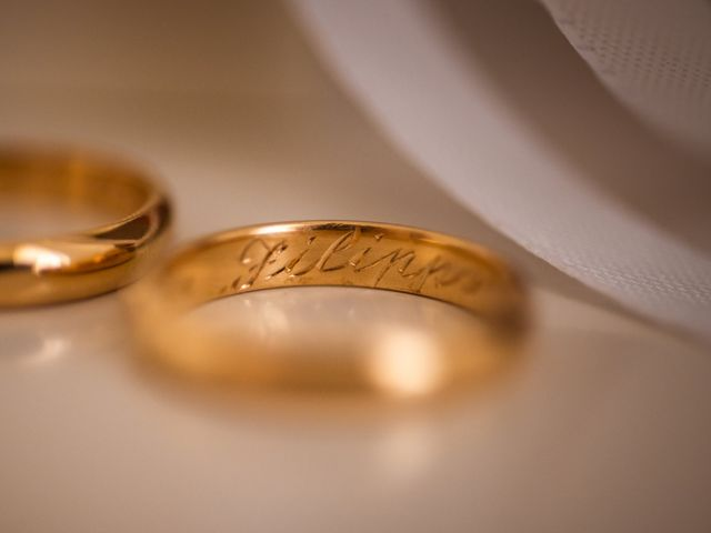 Il matrimonio di Filippo e Chiara a Saludecio, Rimini 8