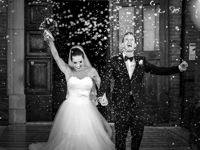 Il matrimonio di Filippo e Chiara a Saludecio, Rimini 24